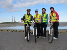 Raheny Guides - Chief Commissioner's Award - Sponsored Cycle