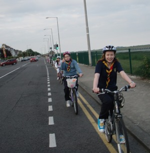 Coast Road - Safe Cycling