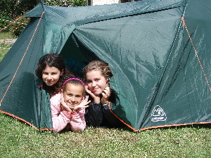 Raheny Guides & Rangers Outdoor Camp - Lorne 2008